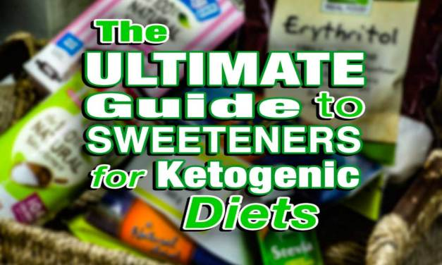 Best Sugar Substitute for Baking in Low Carb or Ketogenic Diets