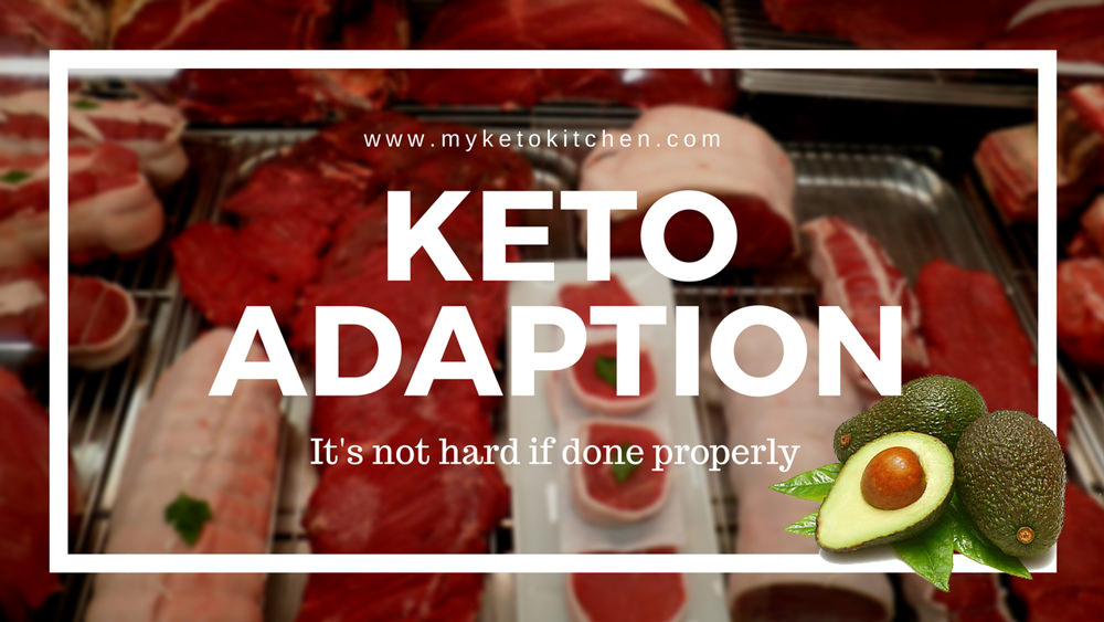 Keto Adaption