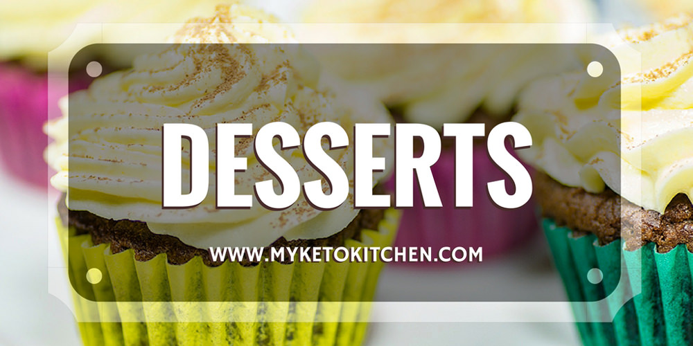 desserts keto recipes