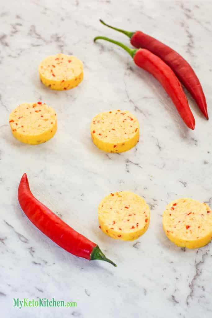 Chili Flavored Compound Butter