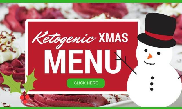A Merry Keto Christmas Menu – For You And Your Low Carb Friends
