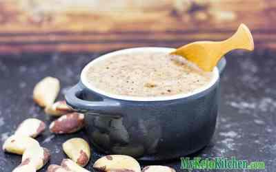 Easy Homemade Brazil Nut Butter