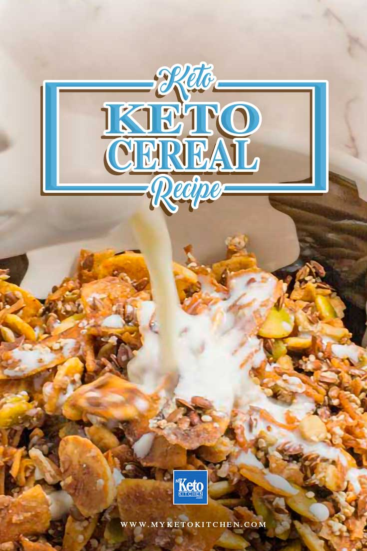 Keto Cereal Recipe