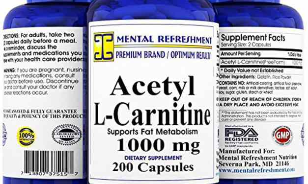 The Benefits of Supplementing with Acetyl L-Carnitine on a Ketogenic Diet