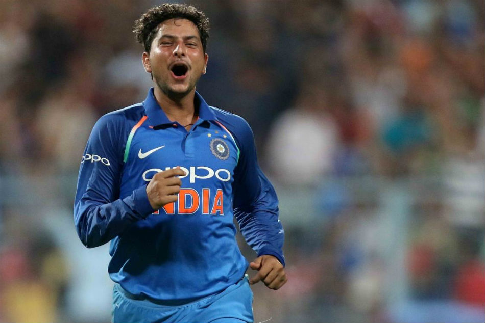 India Vs Australia Kuldeep Yadav Joins Elite Club With Hat Trick Against Australia Mykhel