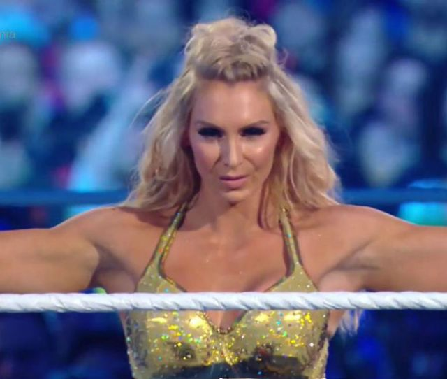 Charlotte Flair Image Courtesy Twitter