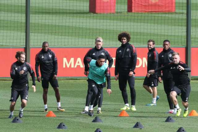Unrest in the United camp