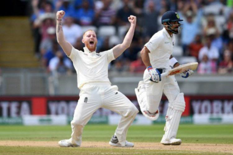 Image result for दूसरे टेस्ट मैच में भारत को मिली करारी हार इंग्लैंड