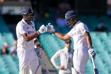 India vs Australia: Sachin Tendulkar, Ricky Ponting lead Twitter to congratulate Team India for SCG draw