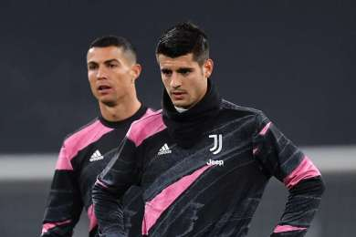 Ronaldo is one of the best in football history… I will tell my children I played with him – Morata