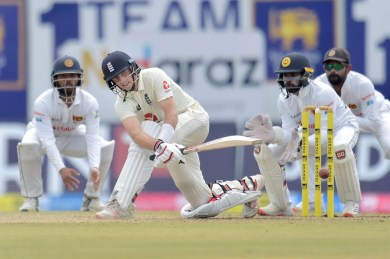 The way Root handled himself throughout his knock was great learning experience: Sangakkara