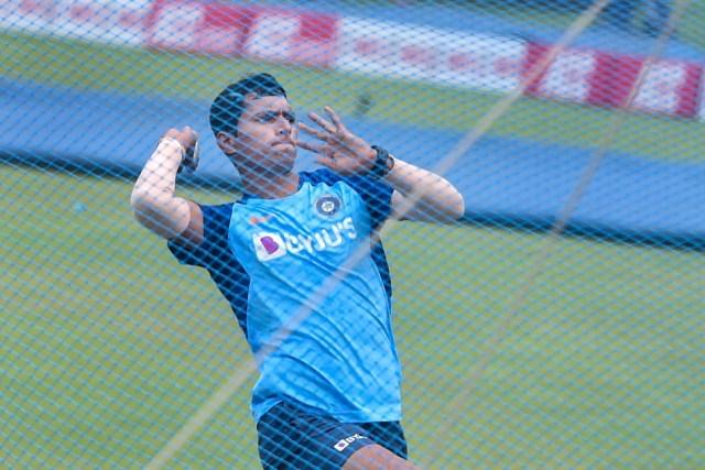 India vs Sri Lanka: Navdeep Saini injured; BCCI medical team observes pacer