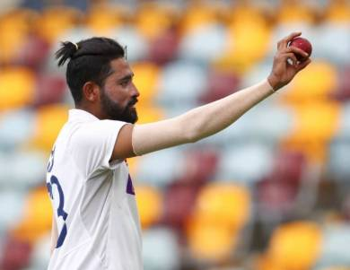 Mohammed Siraj: 'A call to my mom made me mentally strong'