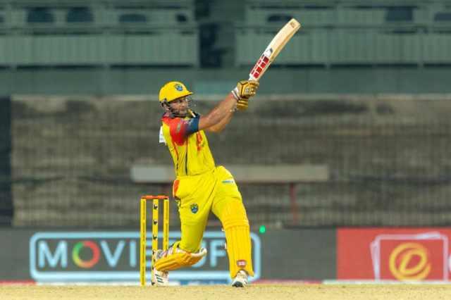 TNPL 2021: Kovai Kings vs Madurai Panthers: Kings go on top of table; all match awards