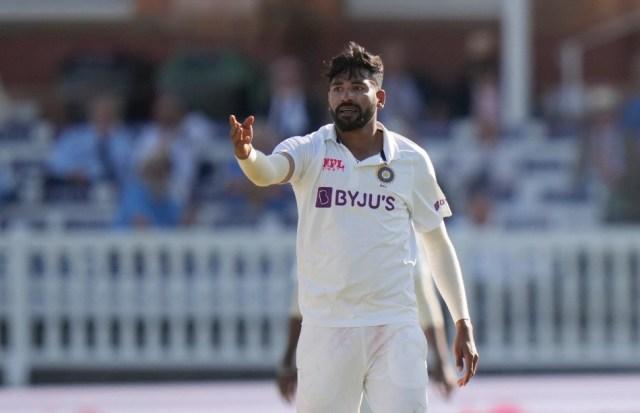 India vs England, 2nd Test: Mohammed Siraj explains reason behind shushing celebration