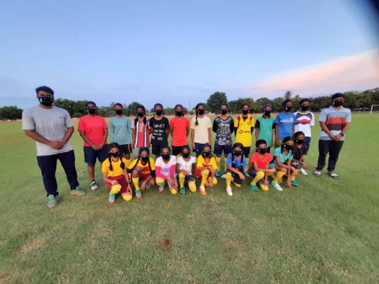 Anantapur Rural Football League gets extended support from La Liga