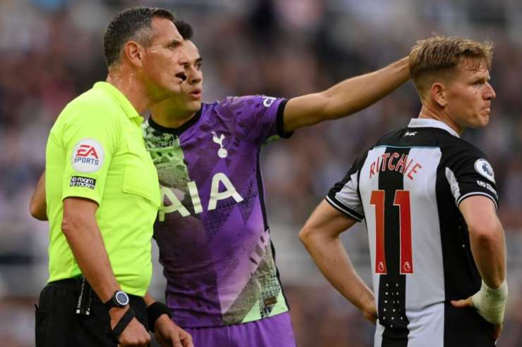 Reguilon: Newcastle United fan's health more important than Tottenham win