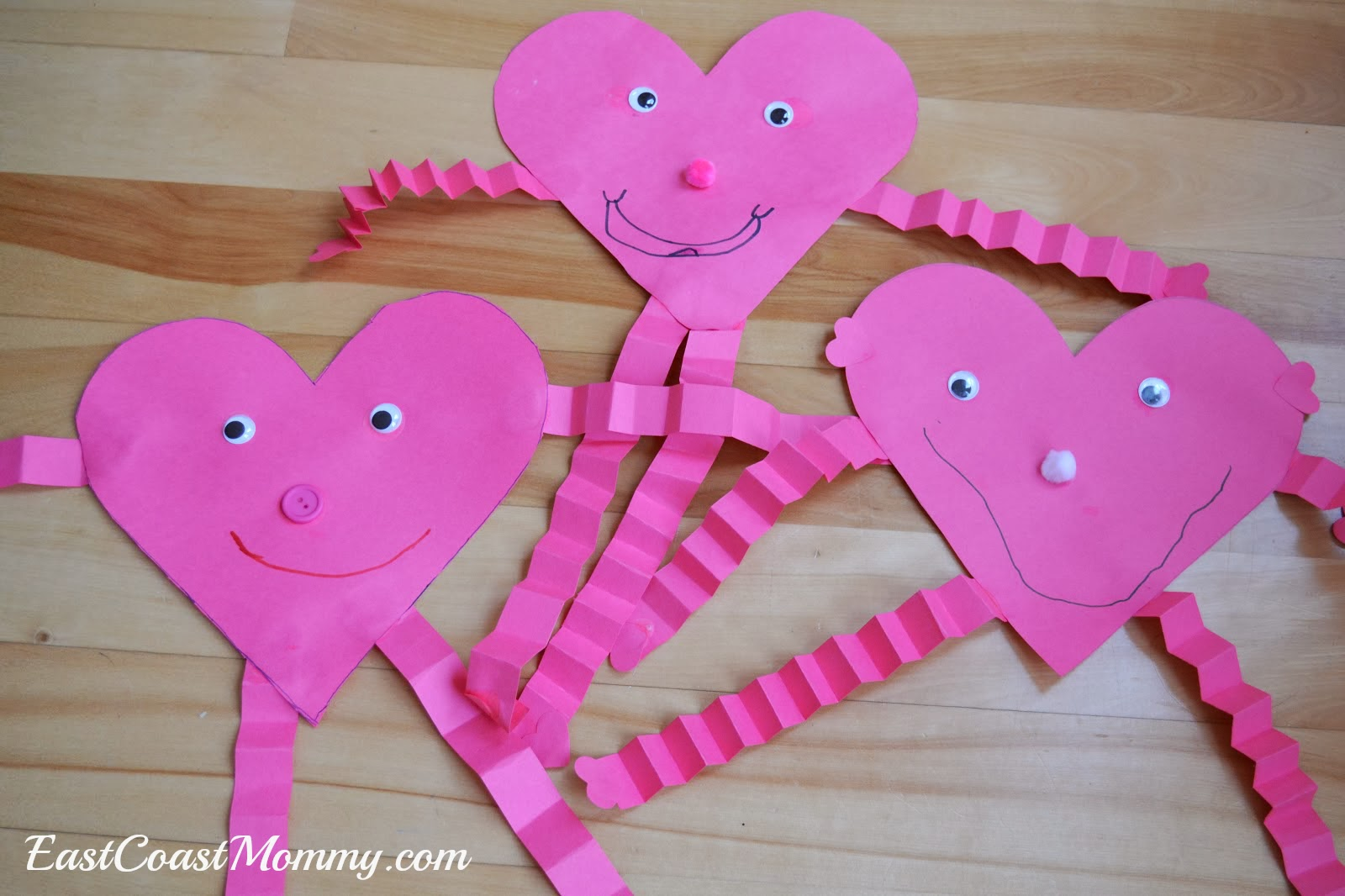 12 Easy Valentine Crafts For Toddlers Amp Preschoolers You