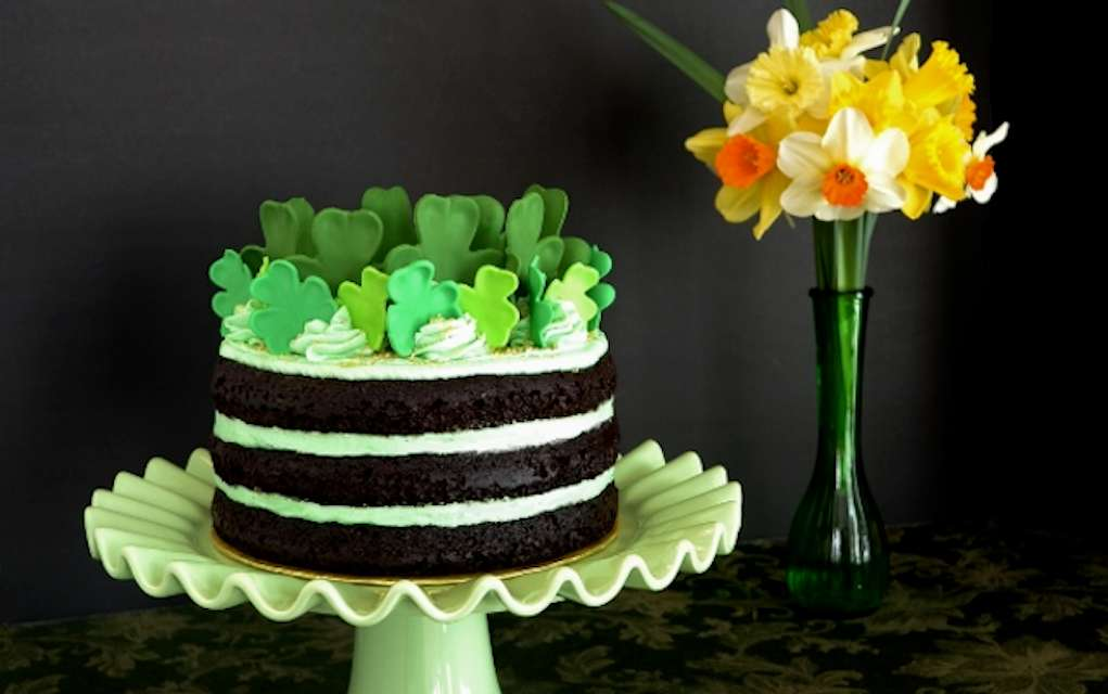 20 St Patrick S Day Cakes And Cupcakes To Treat Your Little Leprechauns
