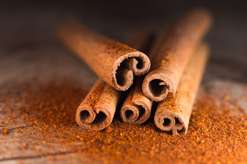 My kind of Zen – Cinnamon