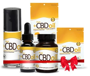 Plus CBD Oil Wellness Kit