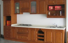Comfy Frameless Kitchen Cabinets That Provide The Perfect Escape