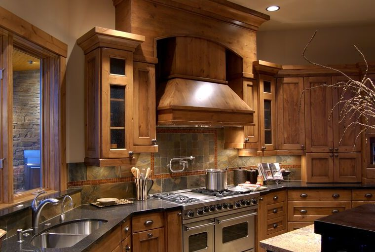 Rustic Kitchen Cabinets For Your Home My Kitchen Interior MYKITCHENINTERIOR