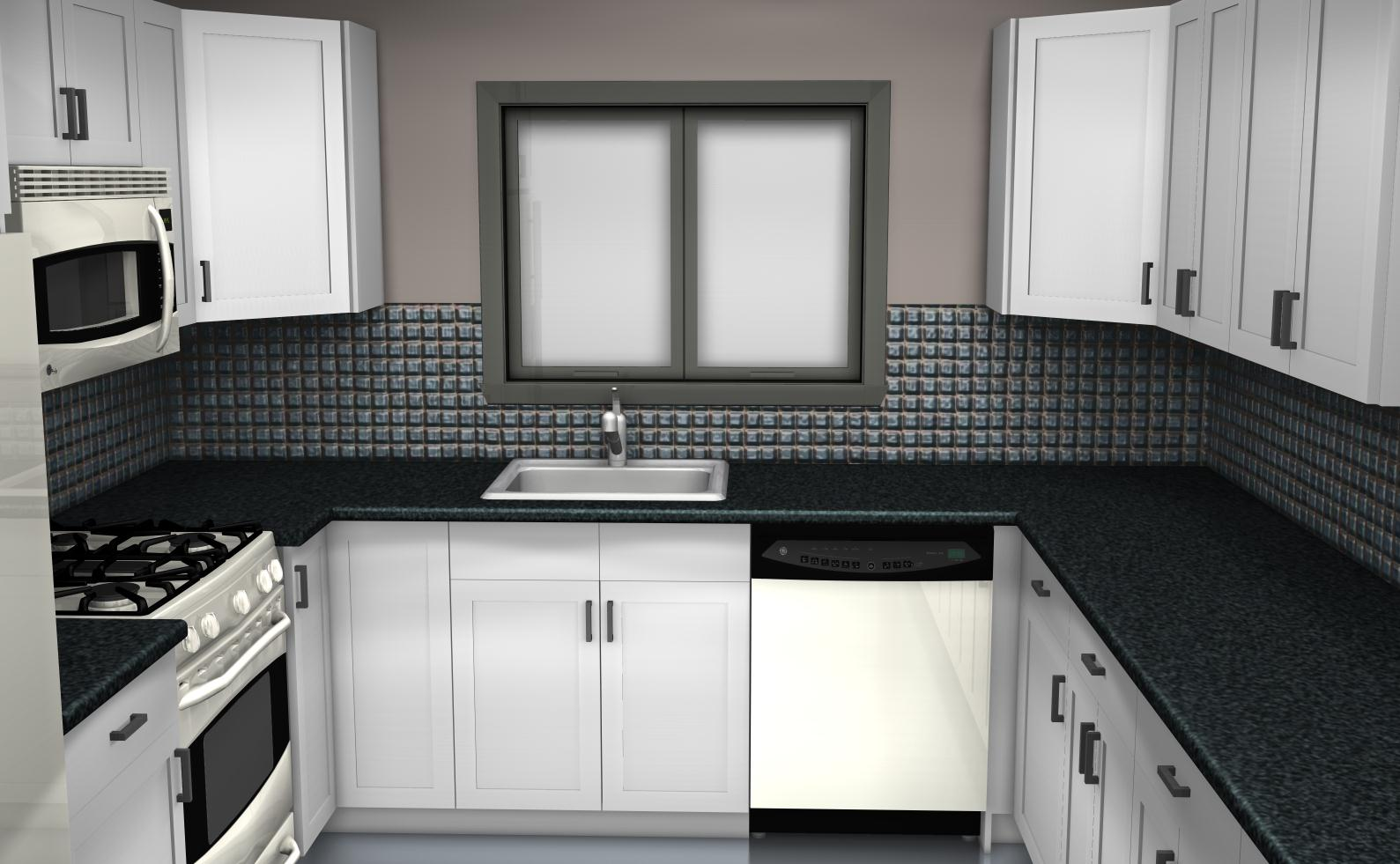 Have The Black And White Kitchen Designs For Your Home