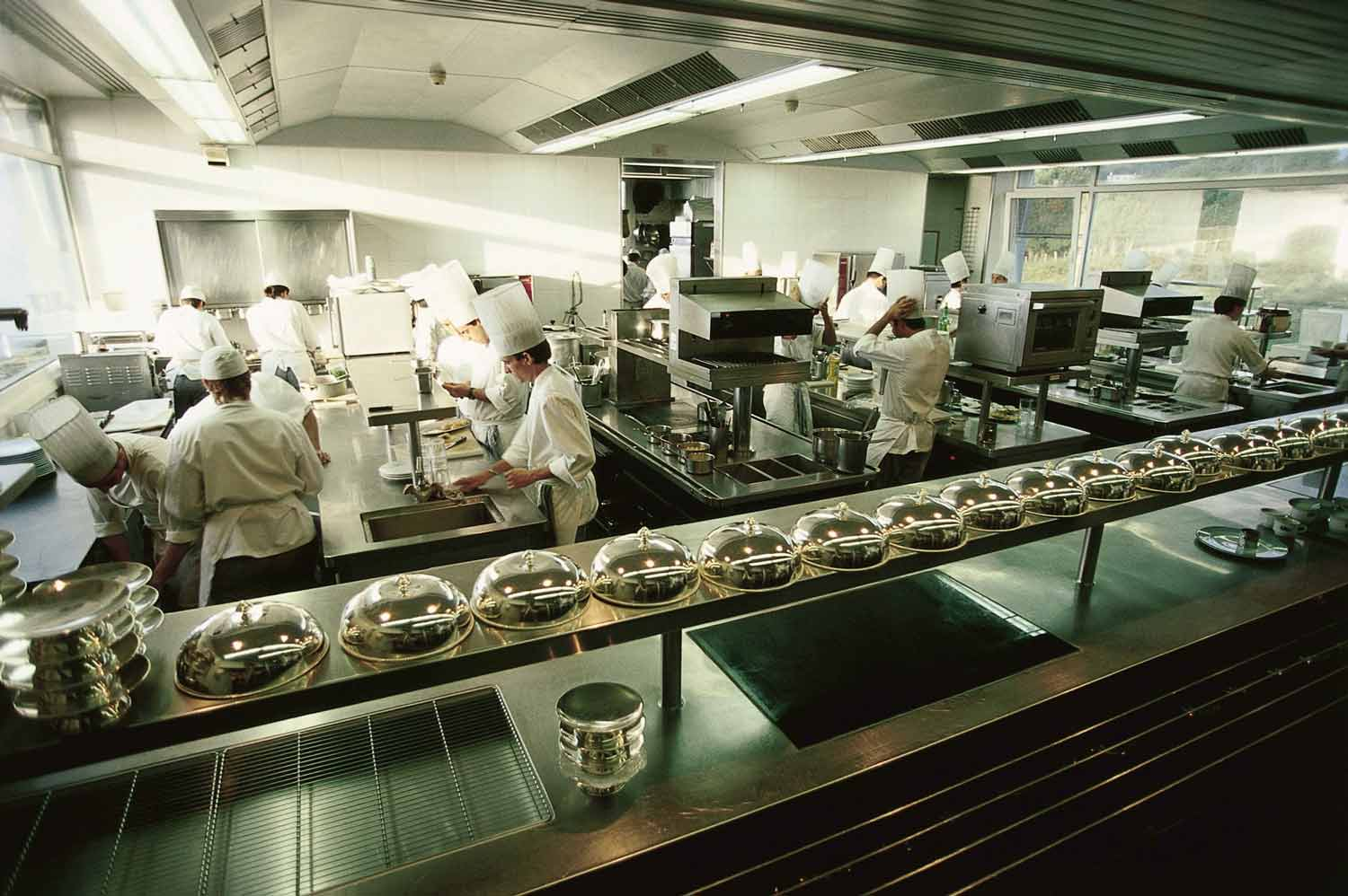Design A Small Commercial Kitchen Small Commercial Kitchen Design