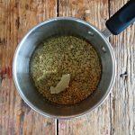 Mini #4 Lentil Parfait