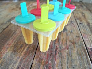 My Kitchen Love - Mini Popsicles