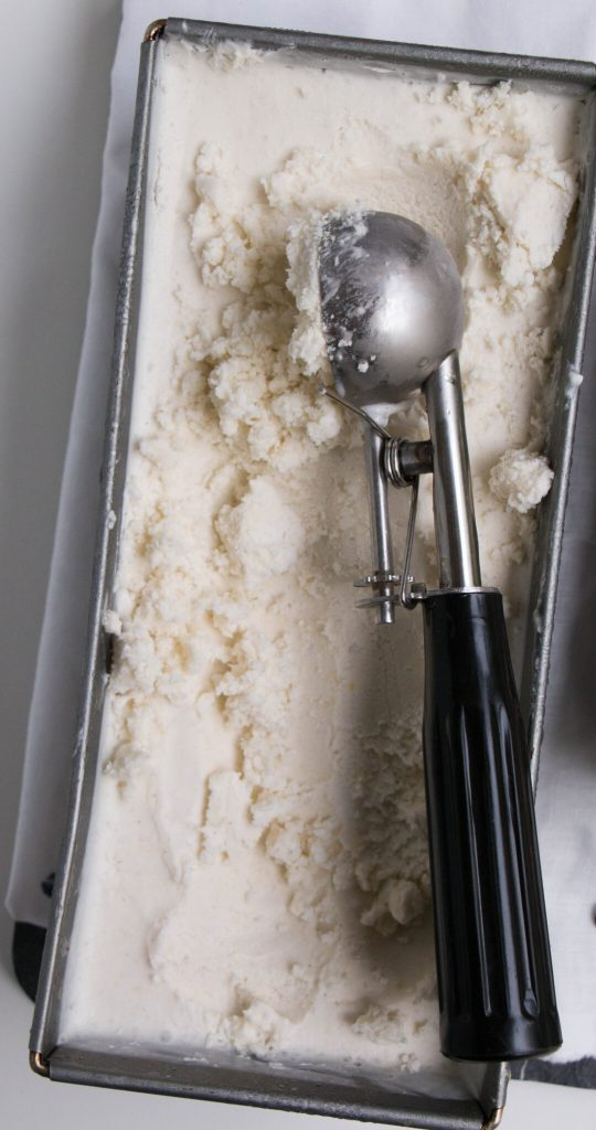 No Churn Ice Cream 3 Ways - My Kitchen Love