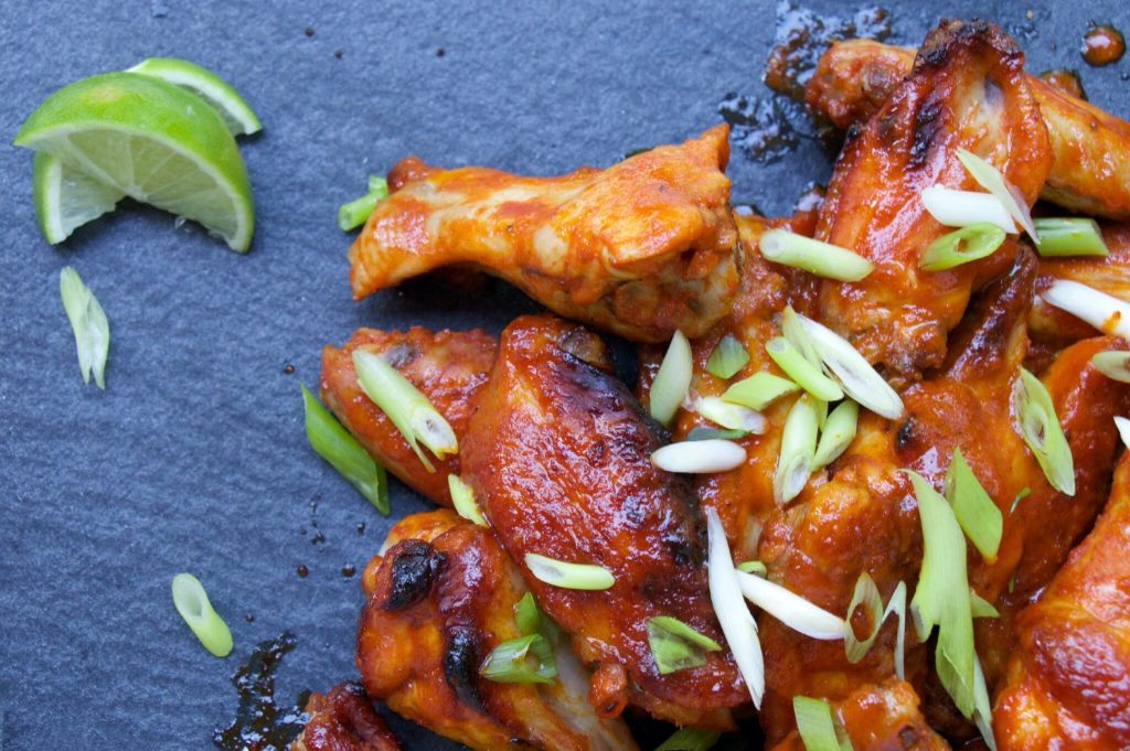 Gochujang Hot Wings