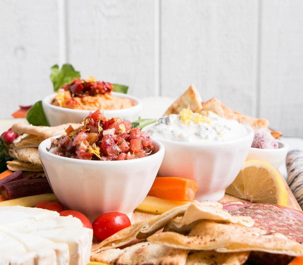 Ultimate Charcuterie Board & Homemade Sumac Pita Chips | My Kitchen Love