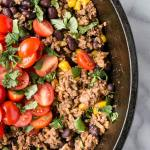 One Pot Tex-Mex Rice
