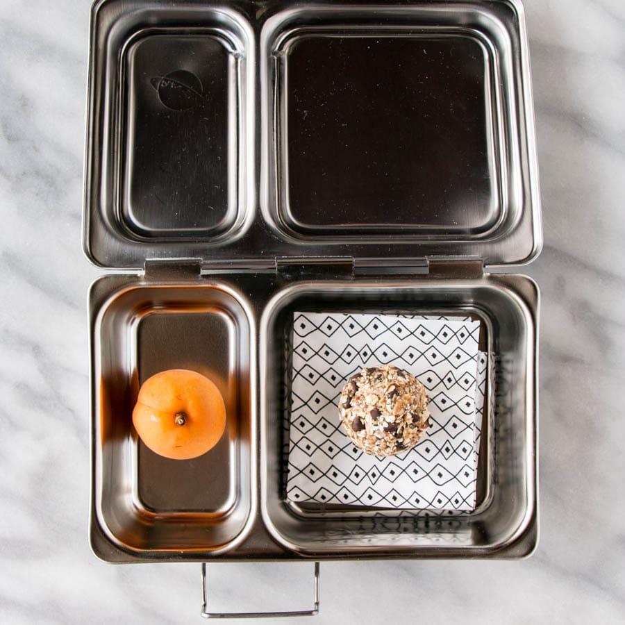 Back to School Snacks Week 1 with Kid-Friendly Nut-Free Energy Bites 3 Ways.