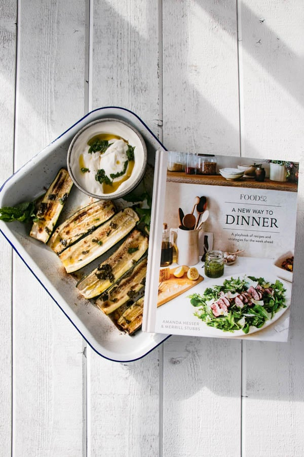"""Food52 'A New Way to Dinner"""" cookbook club review."""