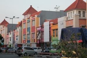timor, Indonesia shopping center