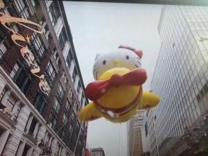 Macy's Day Parade 2014