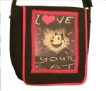 cat carry all bag by My Kitty Care