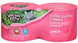 special kitty super supper recall