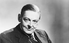 T.S.Eliot author Old Possum's Book of Practical Cats,