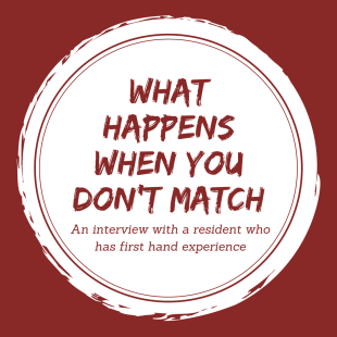 What happens when you don't match | Kitty Katz, MD