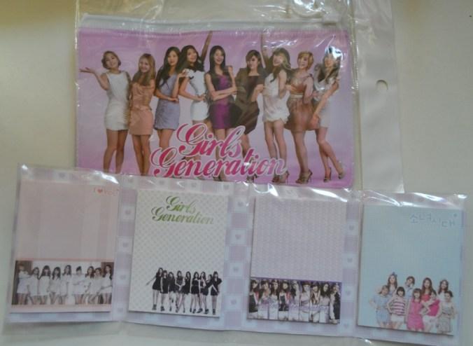 girls' generation giveaway2