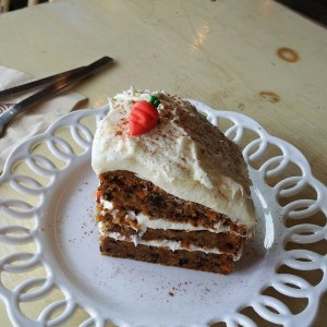 Carrot Cake at Sugar Daddy