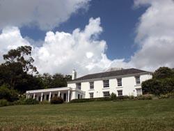 Trebah House