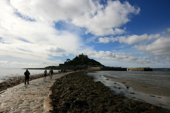 St Michael Mount - Cornish dream