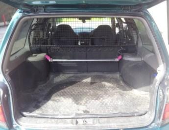 modify a Subaru Forester Suspension