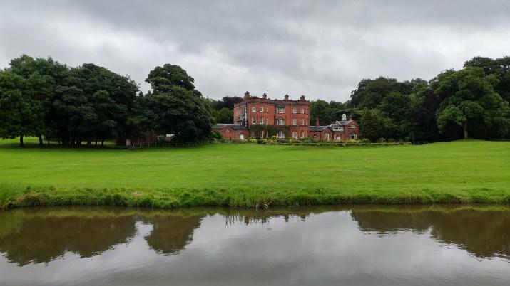 Ramsdell Hall, near Astbury