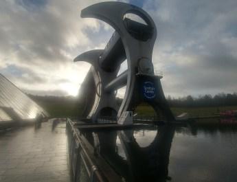 image of Falkirk Wheel: mykp.co.uk
